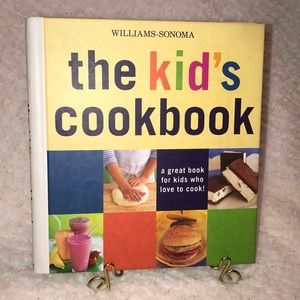 Other - The Kid's Cookbook by Williams Sonoma